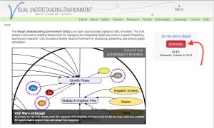 Visual Understanding Environment (VUE) : Guide de démarrage rapide
