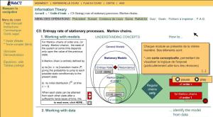 Statistique textuelle et théorie de l'Information
