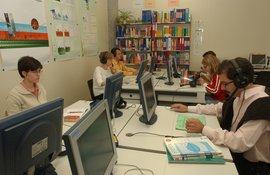 EMA – Espace Multimédia pour l'Apprentissage personnalisé des langues
