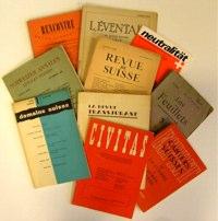 Le champ intellectuel et ses réseaux: Le cas des revues culturelles en Suisse (XIXe – XXe siècles)