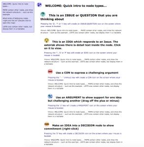 Compendium HTML List