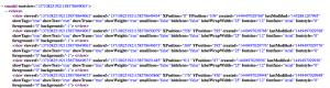 Compendium XML export