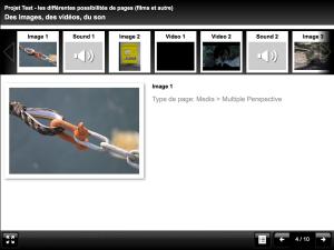 Xerte : un outil qui permet de créer du contenu interactif en intégrant différents types de médias