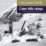 La copertina de L'anno della valanga nella ristampa del 2003 uscita presso Casagrande. ©Enea Pezzini