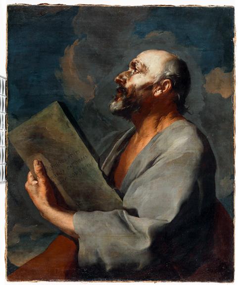 Petrini, Il Profeta Isaia